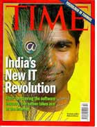 Time cover page